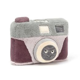 Jellycat - Spelkudde - Wiggedy Camera