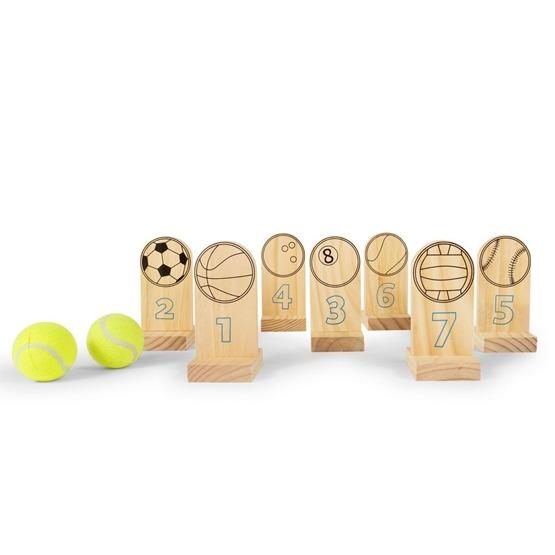 BuitenSpeel - Ball Throwing