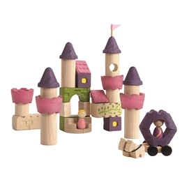 Plan Toys - Fairy Tale Blocks