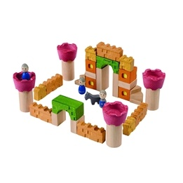 Plan Toys - Castle Blocks