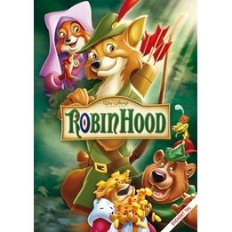 Disney - Robin Hood - Specialutgåva - Disneyklassiker 21 - DVD