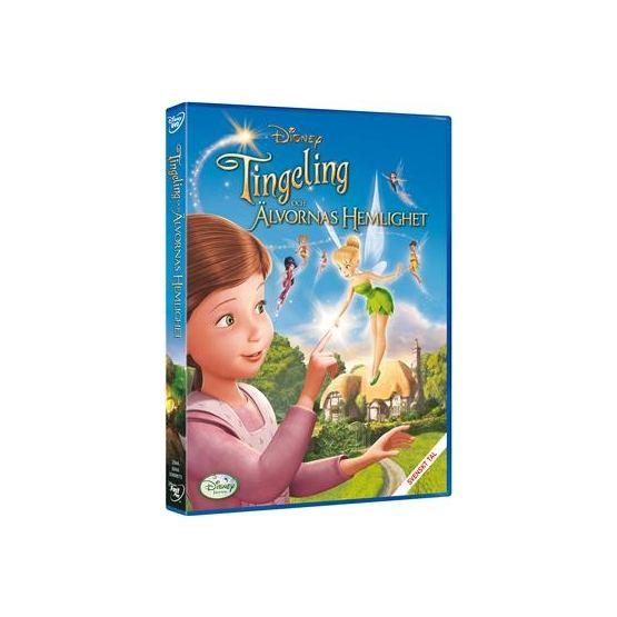 Disney - Tingeling Och Älvornas Hemlighet