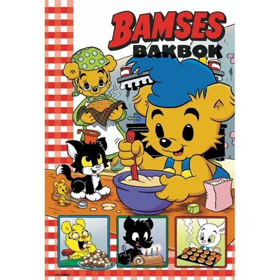 Egmont - Bamses Bakbok - Bok