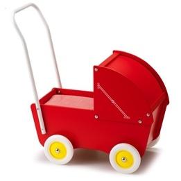 Micki - Sufflettvagn - Röd