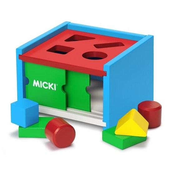 Micki - Plocklåda - Classic