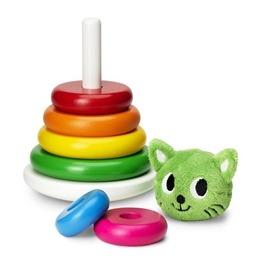Micki - Stapelleksak - Katt
