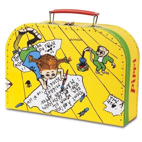 pippi långstrump resväska