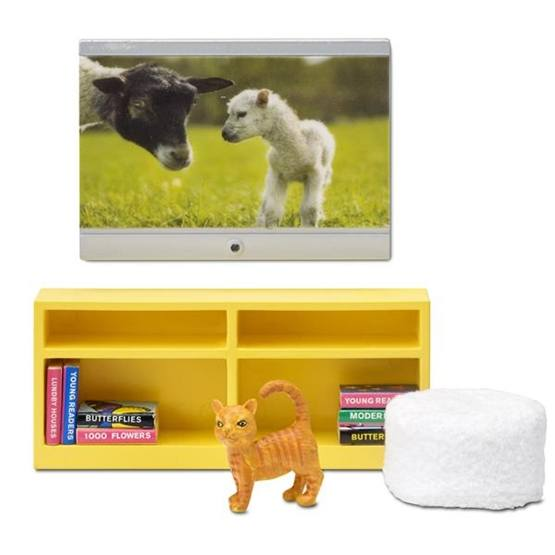 Lundby Småland - Tv-Set