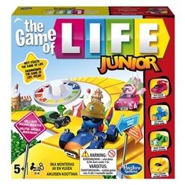 Hasbro - Game Of Life Junior Fi/Se