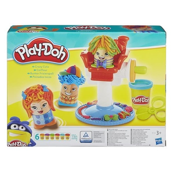 Hasbro - Play-doh Crazy Cuts Playset