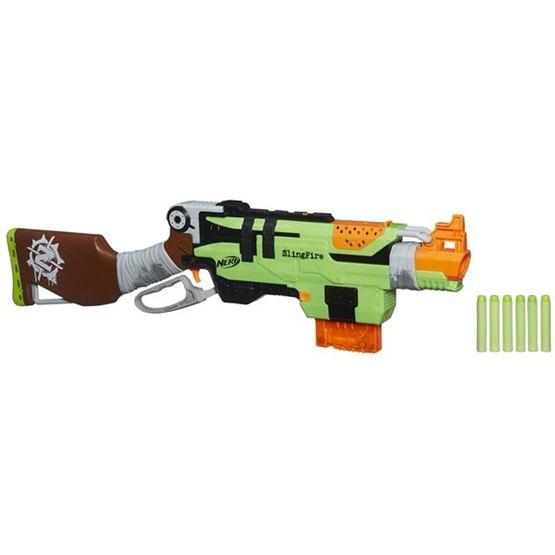 Hasbro - Nerf Zombiestrike  Slingfire
