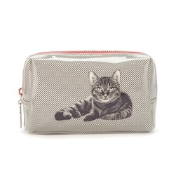 Catseye - Etching Cat Beauty Bag