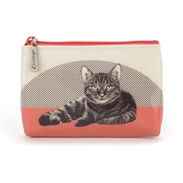 Catseye - Etching Cat Pouch