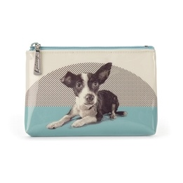 Catseye - Etching Dog Pouch