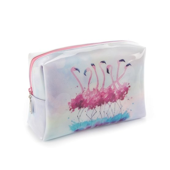 Catseye - Flamingo Large Beauty Bag