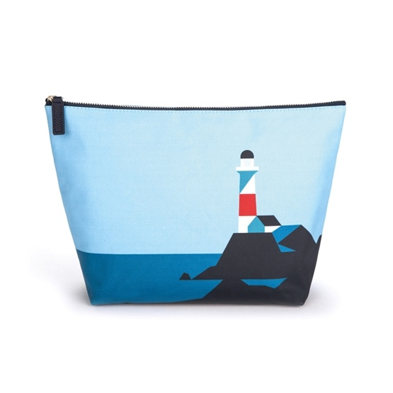 Catseye - Lighthouse Wash Bag
