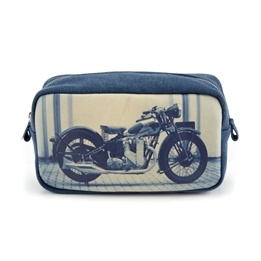 Catseye - Motorcycle Washbag