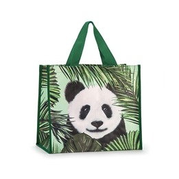 Catseye - Panda In Palms Shopper