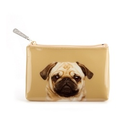 Catseye - Pug On Caramel - Pouch