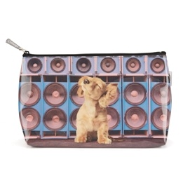 Catseye - Speaker Dog - Washbag