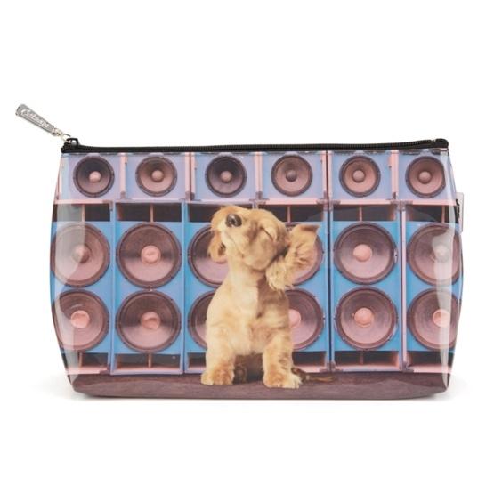 Catseye - Speaker Dog - Washbag