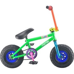 Rocker - Irok+ Funk Mini BMX Cykel