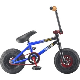 Rocker - Irok+ Scorpion Mini BMX Cykel
