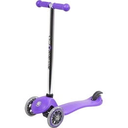 Globber - Primo Fixed Sparkcykel Till Barn - Lila