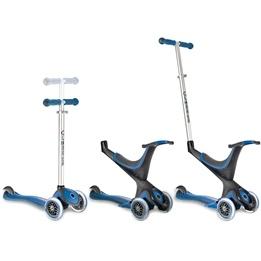 Globber - Evo 5 in 1 Barn Sparkcykel - Blå