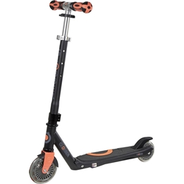 Globber - My Too Fix Sparkcykel - Svart/Orange