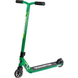 Dominator - Trooper V2 Trick sparkcykel - Svart/Grön