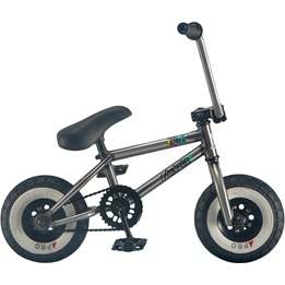 Rocker - Irok+ Raw Freecoaster Mini BMX Cykel