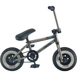 Rocker - Irok+ Raw Freecoaster Mini BMX Cykel