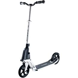 Globber - One K Active Sparkcykel Stora Hjul - Vit