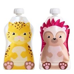 Choomee - 2-Pack Gepard & Igelkott 150Ml
