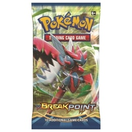 Pokémon - XY BREAKpoint - 1 Booster