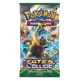 Pokémon - XY Fates Collide - 1 Booster
