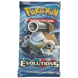 Pokémon - XY Evolutions - 1 Booster