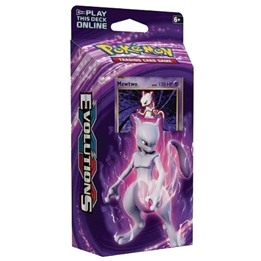 Pokémon - XY Evolutions - Theme Deck - Mewtwo