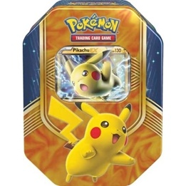 Pokémon - Fall Tin 2016 - Pikachu EX