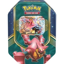 Pokémon - Fall Tin 2016 - Volcanion EX
