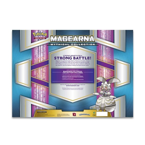 Pokémon - Mythical Collection: Magearna