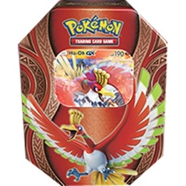 Pokémon - Mysterious Powers Tin: Ho-Oh GX