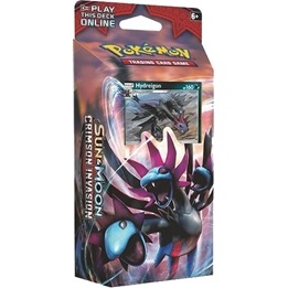 Pokémon - SM Crimson Invasion - Theme Deck: Hydreigon