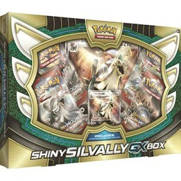 Pokémon - Shiny Sivally GX Box
