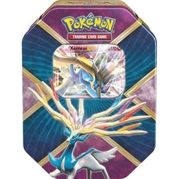 Pokémon - Summer Tin 2016 - Shiny Xerneas EX