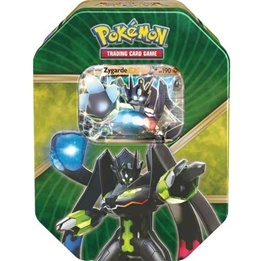 Pokémon - Summer Tin 2016 - Zygarde EX