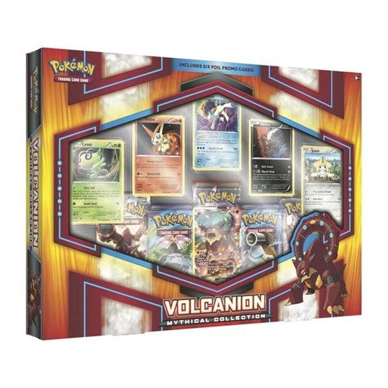Pokémon - Mythical Collection: Volcanion