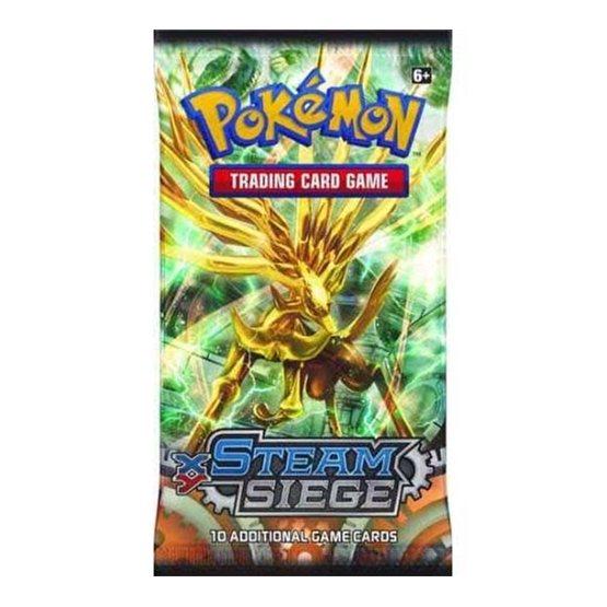Pokémon - XY Steam Siege - 1 Booster