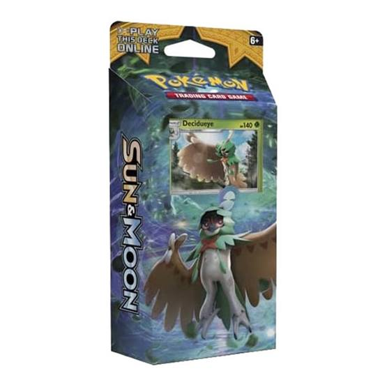 Pokémon - Sun & Moon - Theme Deck: Forest Shadow - Decidueye